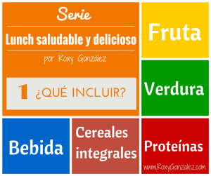 Lunches saludables y deliciosos