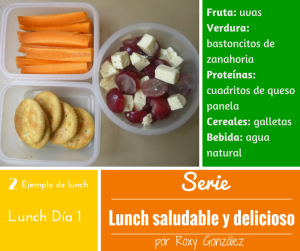 Lunch saludable 2