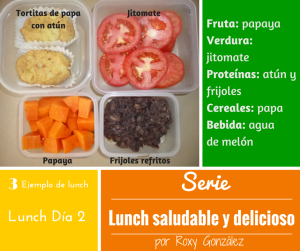 Lunch saludable 3