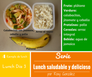 Lunch saludable 4